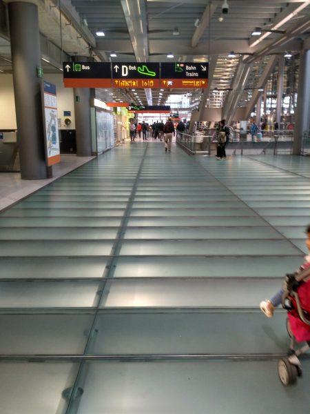 из аэропорта Кёльна