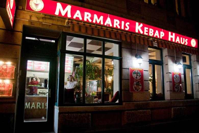 Где поесть в Дрездене недорого