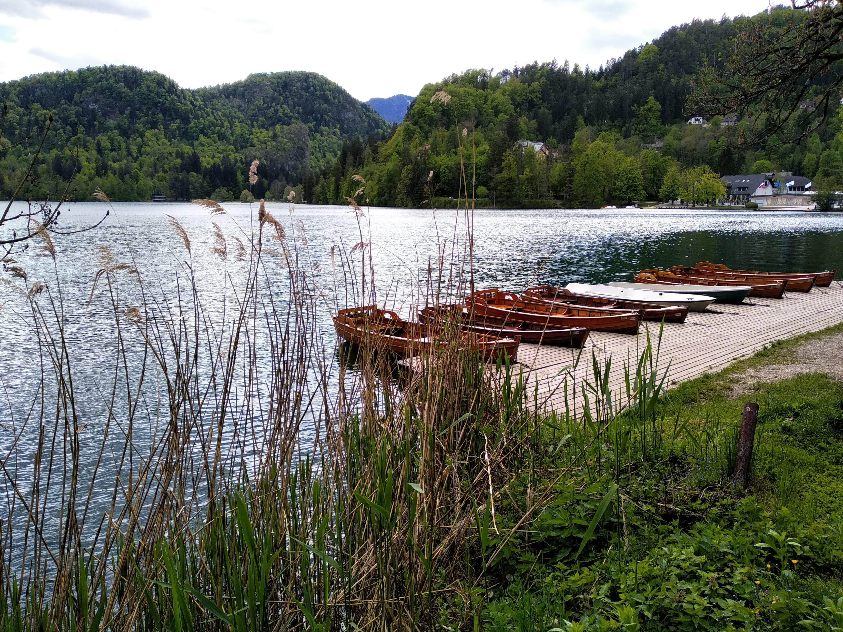 озеро Блед, Словения - мой отзыв