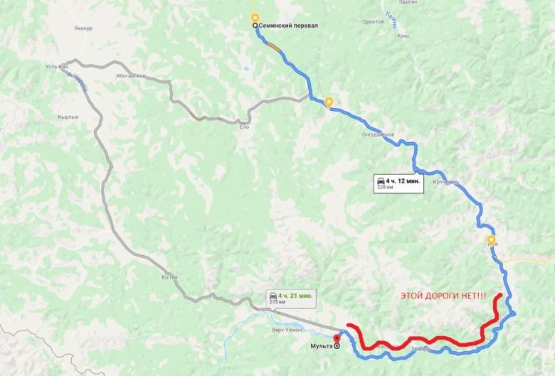 Путешествие на Алтай самостоятельно