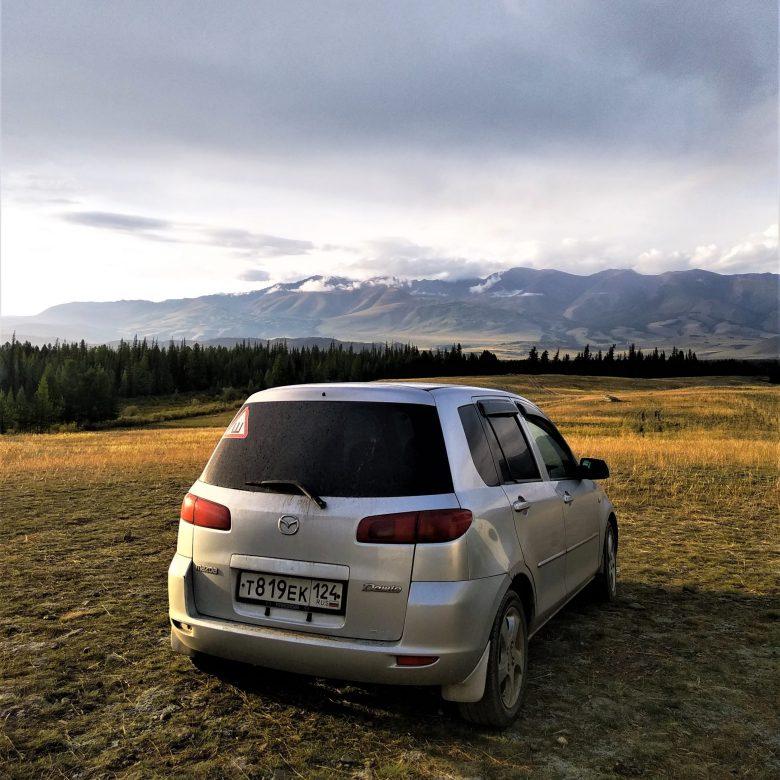 Отзыв про путешествие на Алтай на машине
