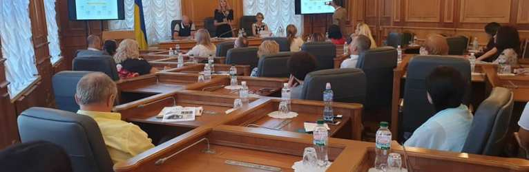 "Anna Romanova presented ""21 Steps Toward a Strong Tourism Industry"""