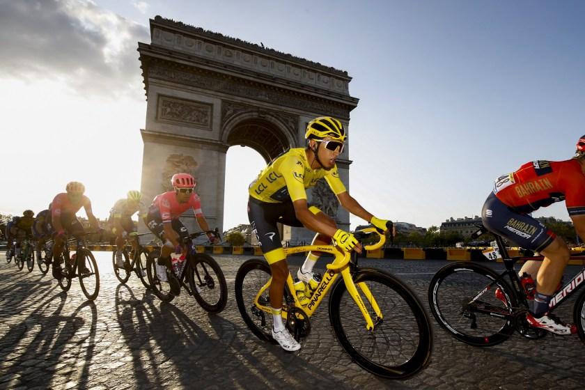 Champs Elysées Tour de France 2019