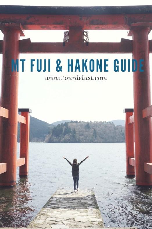 Mt Fuji & Hakone Guide