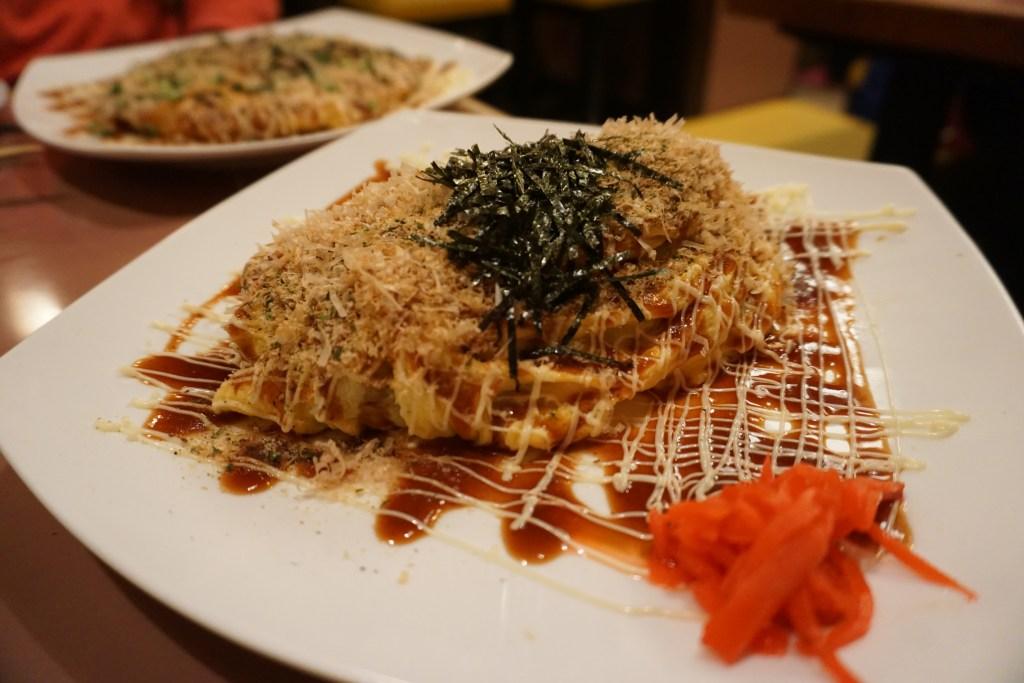 Soba okonomiyaki
