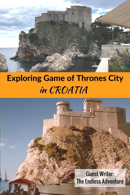 Game of Thrones in Croatia
