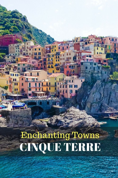 Enchanting Towns of Cinque Terre