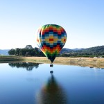 HOT AIR BALLOON RIDES OVER NAPA VALLEY