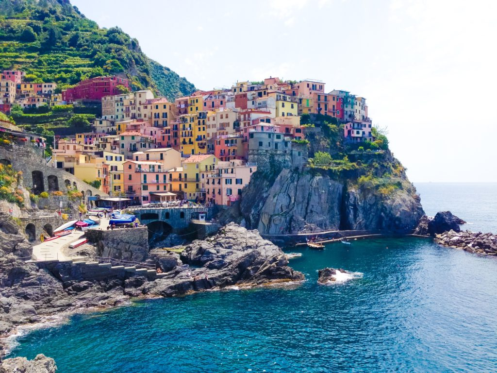 Colorful Italy Towns
