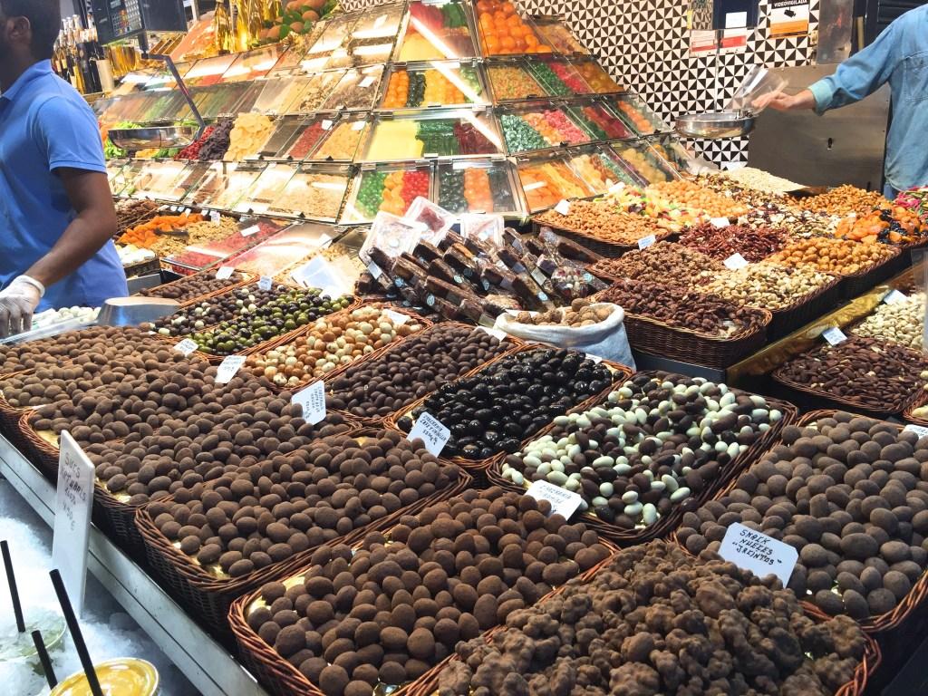 La Bouqueria Market