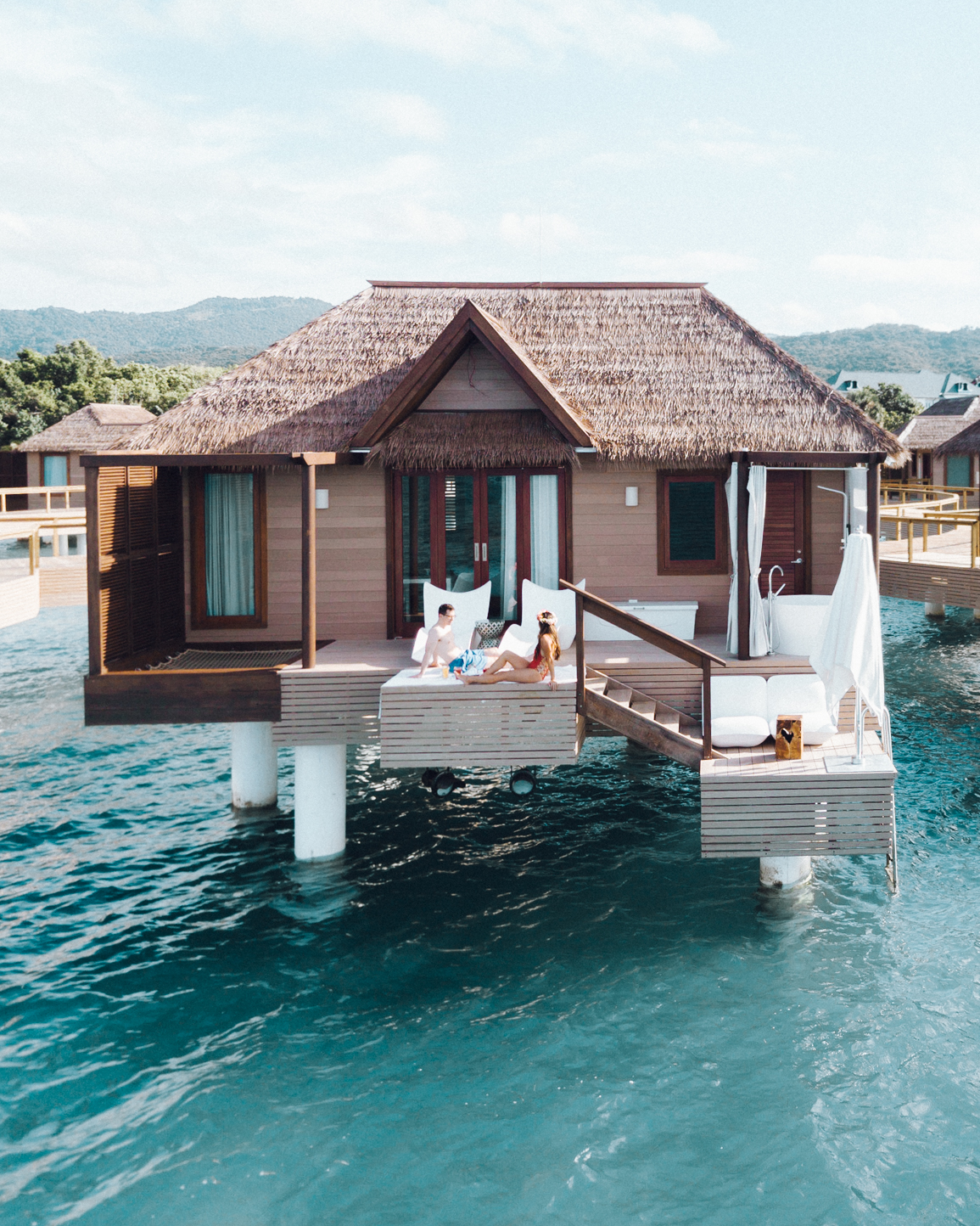 Jamaica Water Bungalows