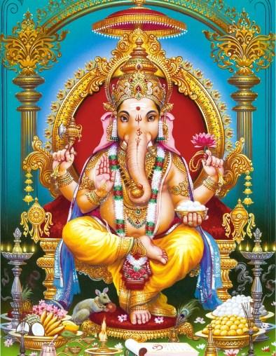 Hindou-Ganesh