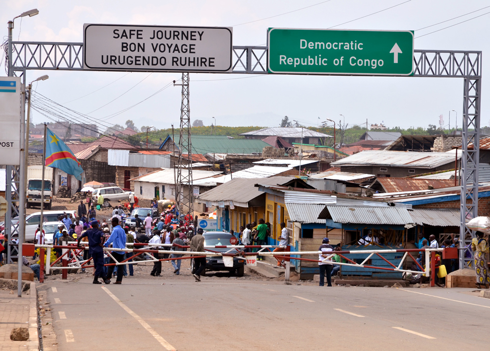 Image result for congo border