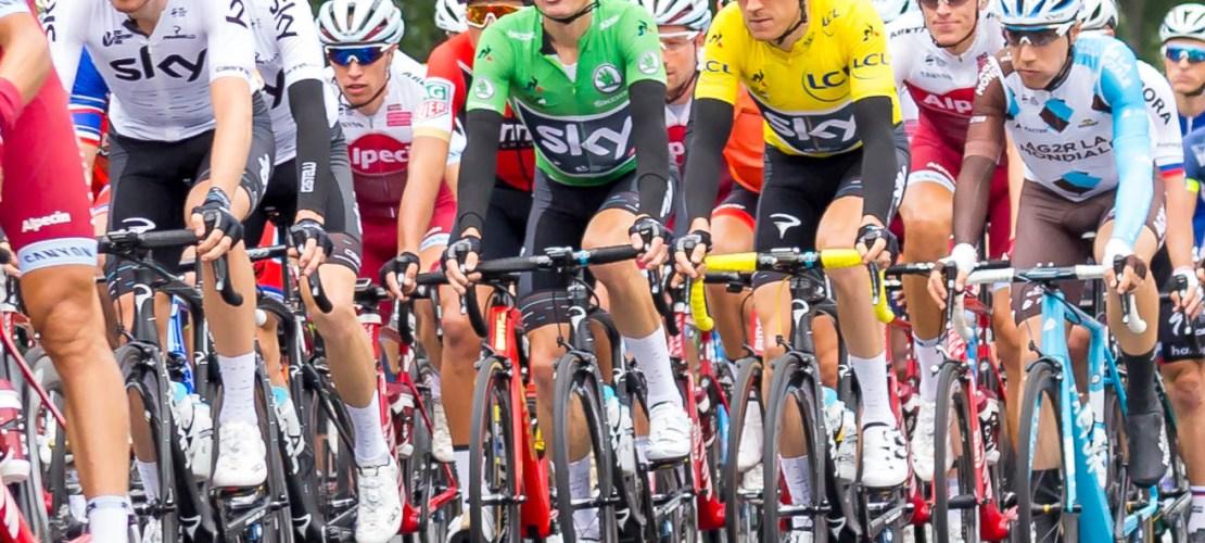 2021 Tour de France Route
