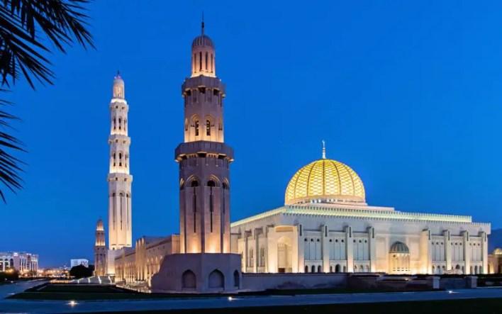 عمان واهم معالمها السياحية