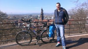 Freiburg per Rad