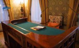 La mesa de Trotsky
