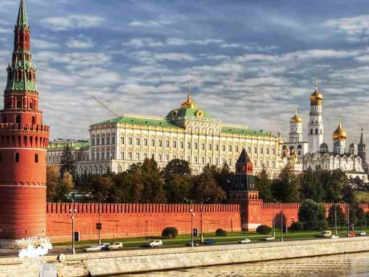 El Kremlin De Moscú - Tours Gratis Moscú