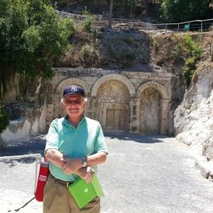 Tomb of Rabbi Yehuda Hanasi