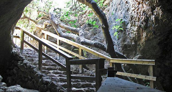 Hurvat Midras Cave