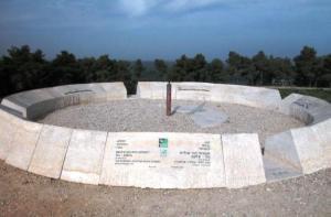 Top of Tel Azekah