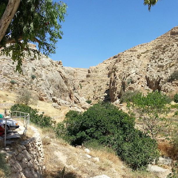 view of nahal prat