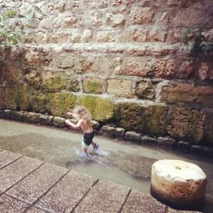 Shiloach Pool Jerusalem