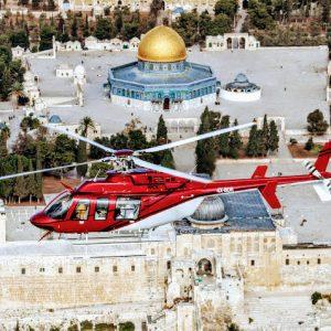 Helicopter Tour over Jerusalem