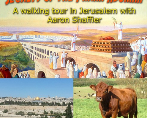 Parah Adumah Walking Tour