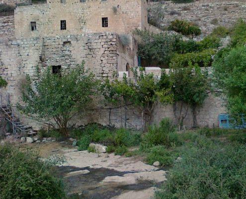 Nahal Tzippori Tour
