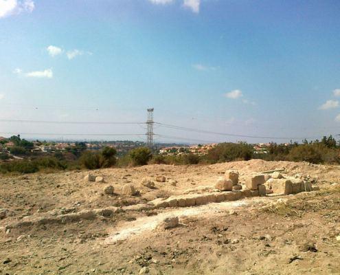 Sanhedrin Building Usha