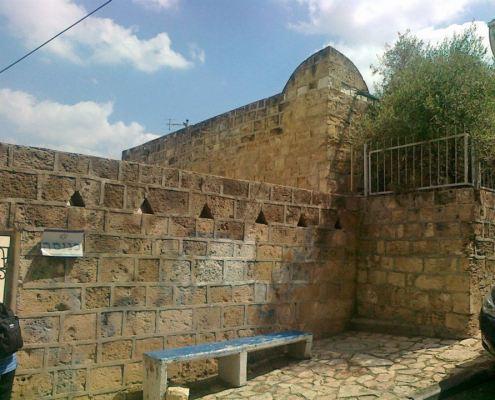Site of the Sanhedrin in Shefaram