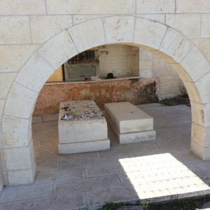 Tomb of Rebbetzin Menucha Rochel