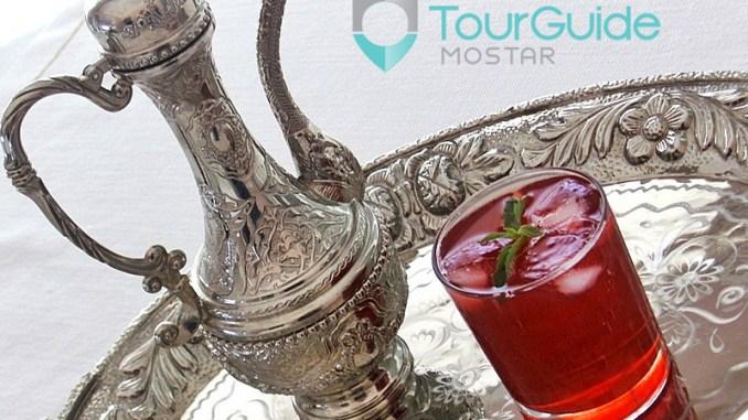 ottoman-sherbet-drink-delight-Å¡erbet-mostar