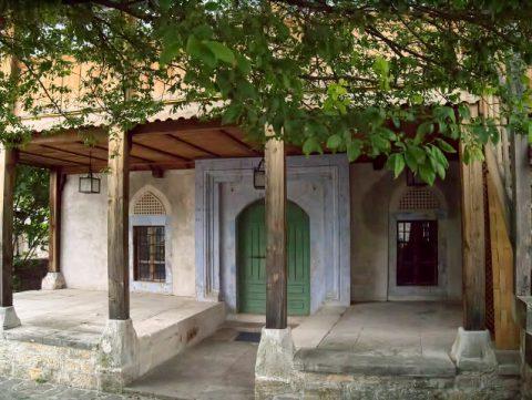Cejvan-Cehaja-mosque
