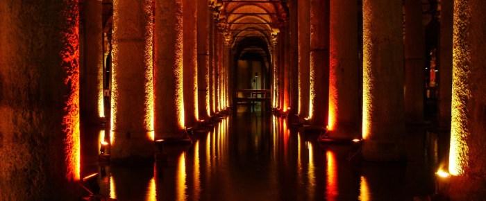 Yerebatan Sarnıcı (Cistern Bassilica) Private Tour