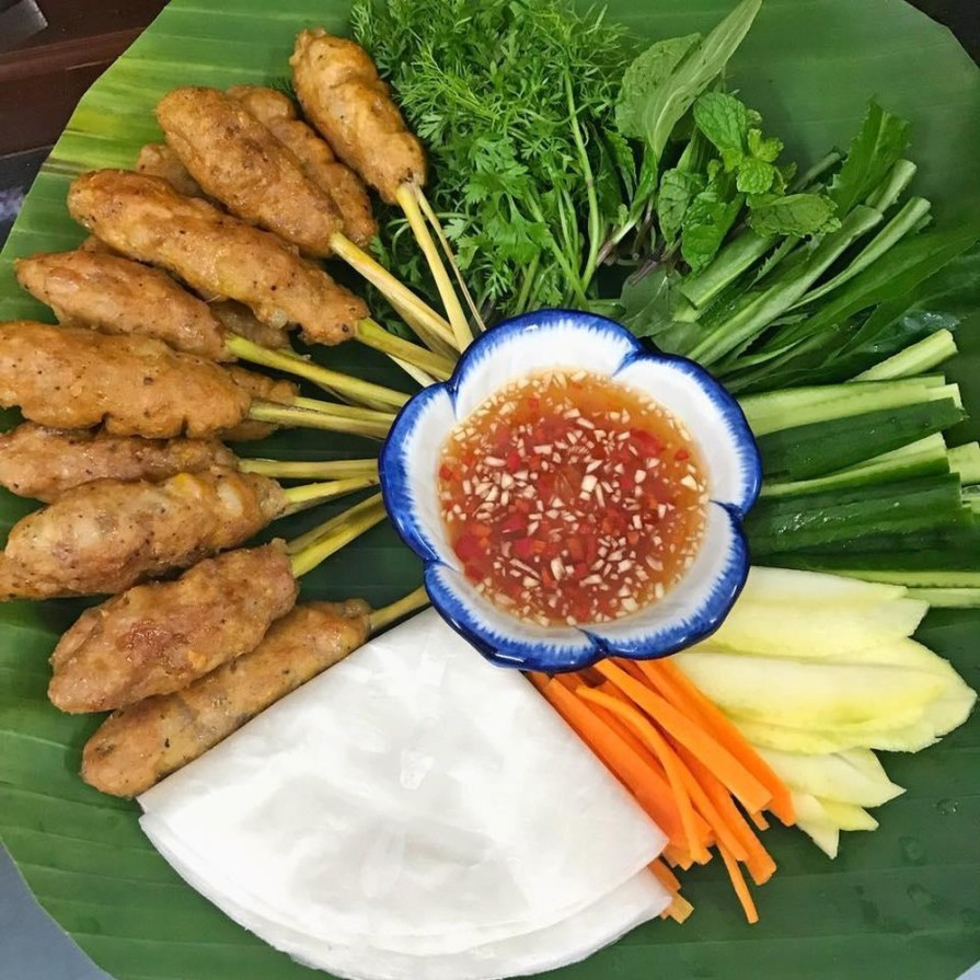 Nem xien nuong Vietnamese food ultimate guide local cuisines