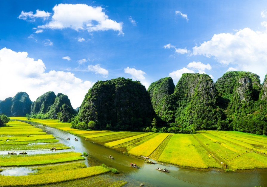 Tamcoc Things to do and see in Ninh Binh