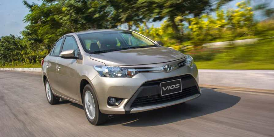 Toyota Vios 2017 2 Hanoi Car Rental for Travellers