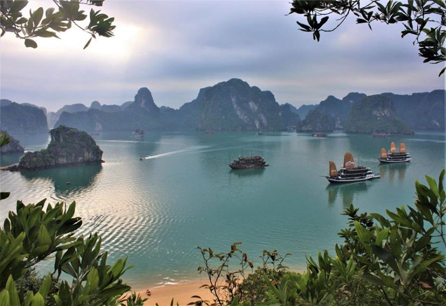 Halongcruise 15 Beautiful Places To Visit In Vietnam