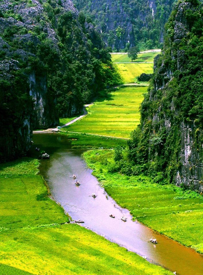 Photo 8 4 19 22 00 55 Ninh Binh 8211 Pu Luong Tour 3 Days