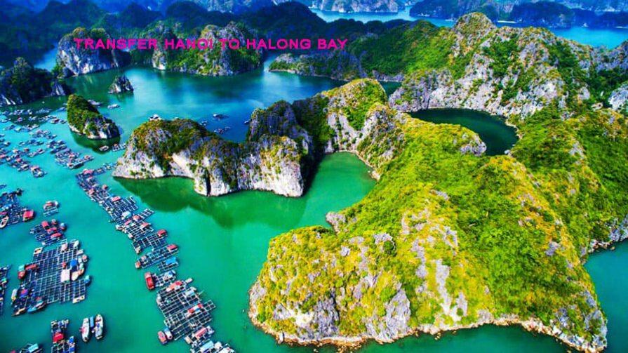 Transfer hanoi to halong bay Best way from Hanoi Airport to City