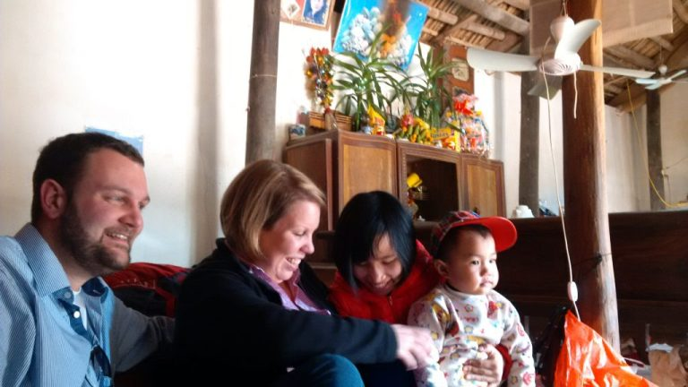 Family visit on Tet Holiday 1024x576 5 day tour around North Vietnam Off the beaten track