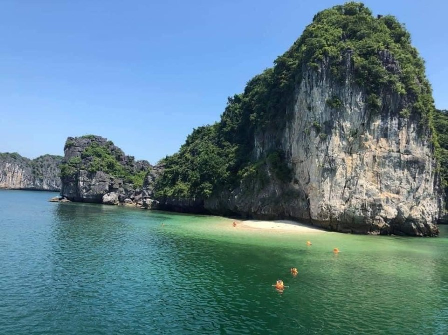 Halong Bay itinerary 1 The Best 10 Day Vietnam Itinerary