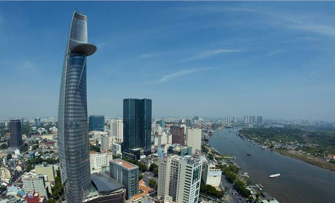 Bitexco Tower and Sky Deck 10 Best things to do in Ho Chi Minh