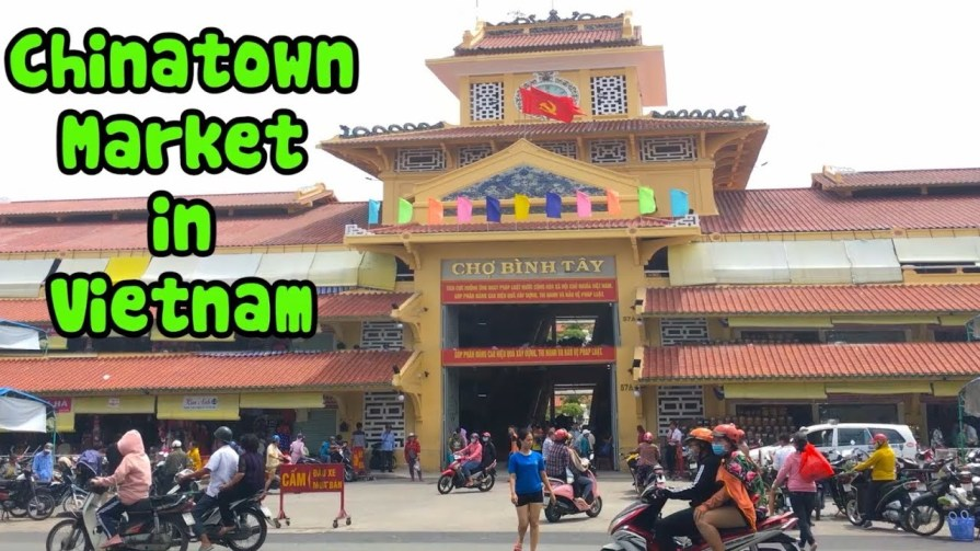 Binh tay market saigon 1024x576 10 Best things to do in Ho Chi Minh