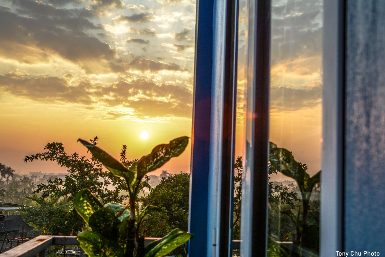 Tony villa hanoi homestay Hanoi airport hotel with local cozy quiet stay