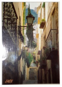jaen-postcard