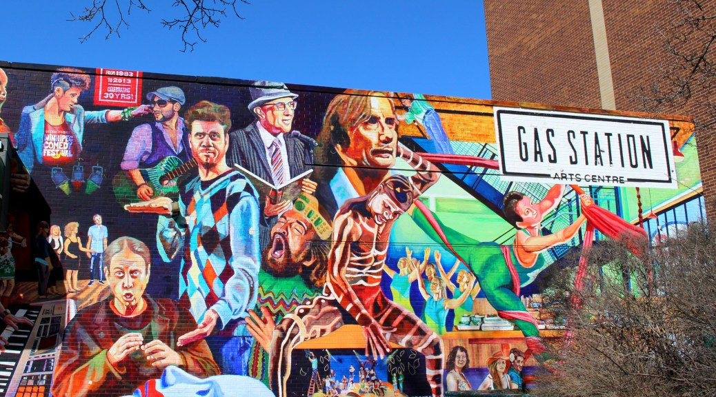 Mural Art Winnipeg