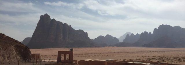 Jordan Extensions - Wadi Rum